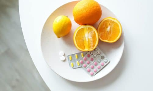 Find out what the benefits are from vitamin C supplements versus vitamin C from fruit.