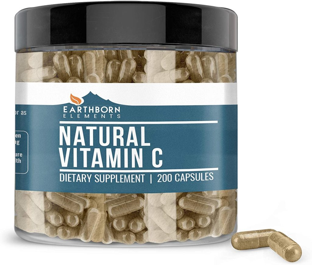 Different forms of vitamin C include natural sources rich in this nutrient.