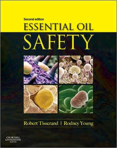 Guide book on essential oil toxicity
