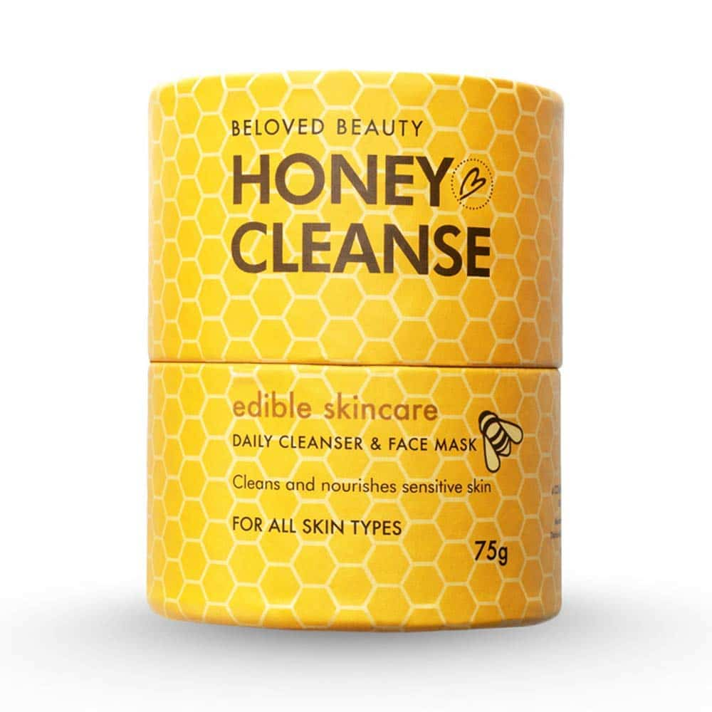 Honey cleanse face wash with essential oils smell like honey.