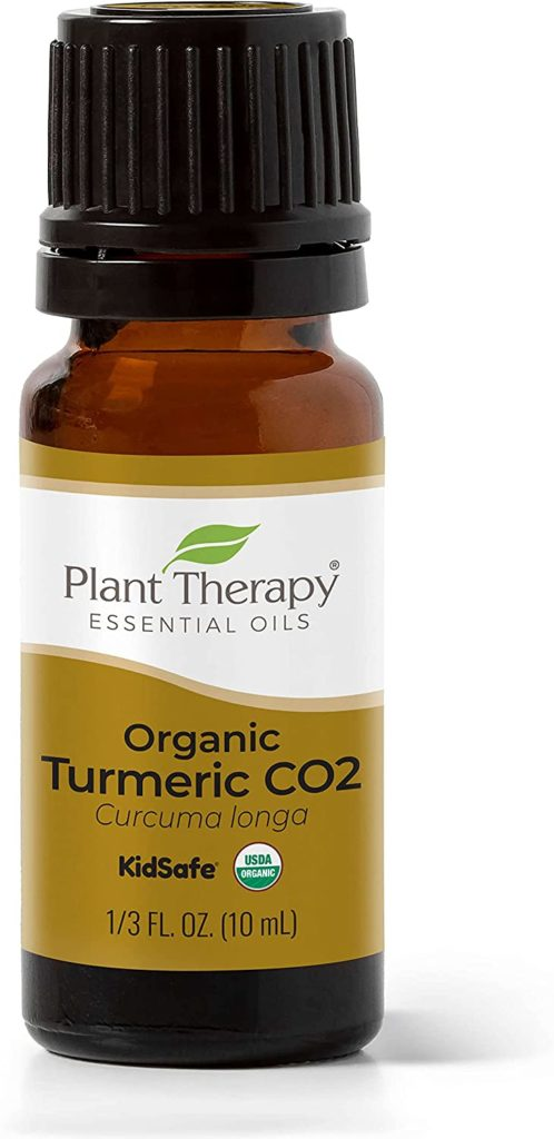 Plant Therapy Turmeric essential oil work similarly to steroid-based medication.