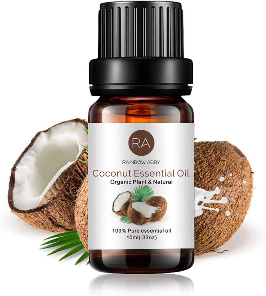 This essential oil that smells like Coconut is 100% pure.